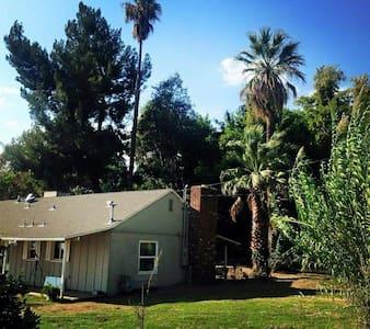 1 cosy bedroom on country house - San Bernardino