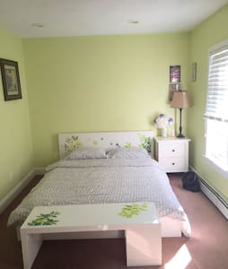 Cozy Atlantic House (2bedroom + 1.5 bath) - Atlantic City - House