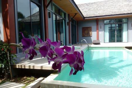 2-bedroom Private Pool Villa - Rawai - Huis