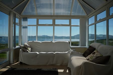 Dunree - Beautiful views, Excellent accommodation. - Buncrana - House