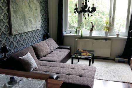 Gemütliche, modern eingerichtete Zweizimmerwohnung - Appartamento