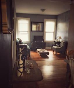 2 bedroom apt on second floor - Daire