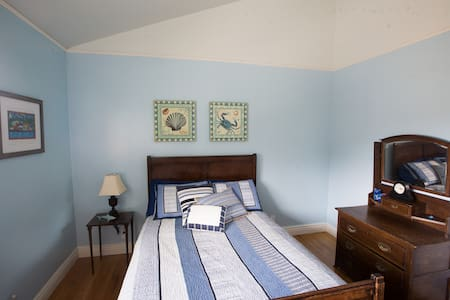 Luxury Guest Suite with Pacific Ocean views - Half Moon Bay - Casa
