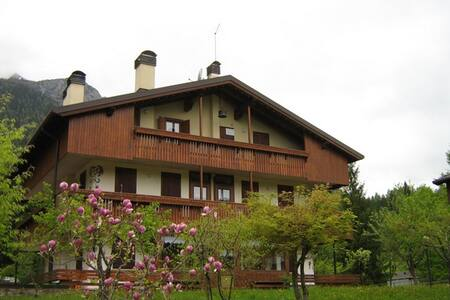 bellissima mansarda di montagna - Appartamento