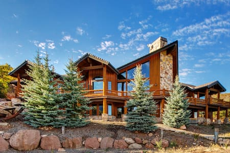 Mountain-View Alpine Luxury - Park City