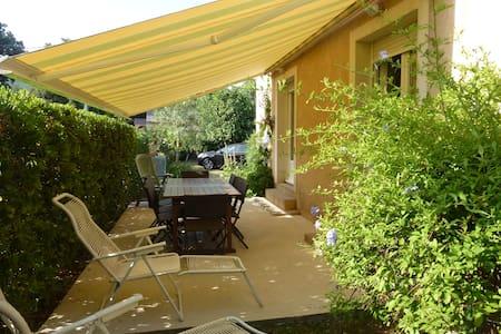 meublé de tourisme 3 étoiles dans le Cap Corse - Haus