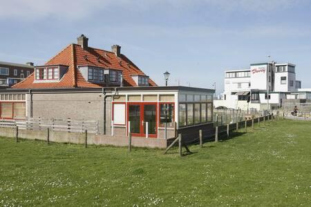 Uniek zomerhuis met zeezicht ! - Cabin