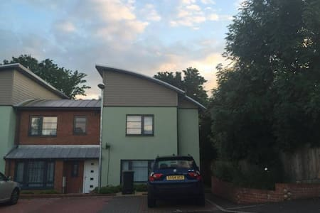If you're looking for place to call it home :) R1 - Luton - House