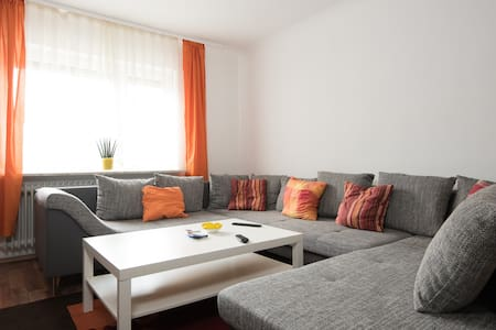 80m² near Heidelberg - Appartement - Apartamento