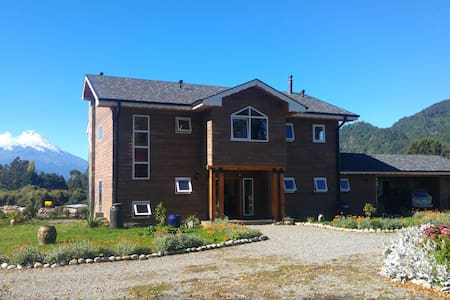 Boutique Bed & Breakfast in Patagonia Room #1 - Bed & Breakfast