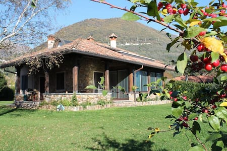 Villa Tari C - Domaso - Villa