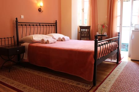 Double Room (Filyra Pension-Ruby) - Bed & Breakfast