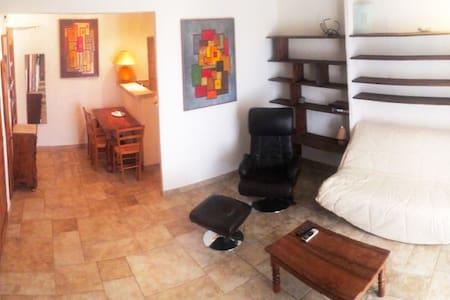 Au Cœur de Bastia, Place St Nicolas - Apartamento