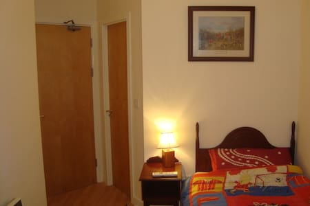 Single Room Central Waterford - Waterford - Apartment