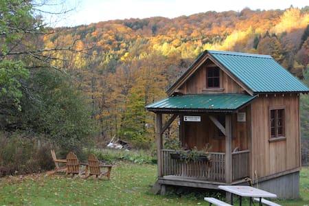 Springhouse Cabin - Kulübe