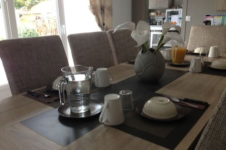ROISSY CHAMBRES - Bed & Breakfast