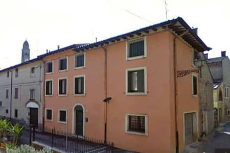 centro soave, 2 stanze , terrazzo - Soave - Leilighet