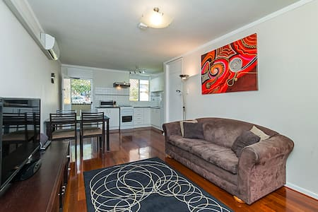Cafecentral Accommodation - Victoria Park - Daire