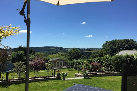 Beautiful double rooms in Devon Countryside - Devon - Wikt i opierunek
