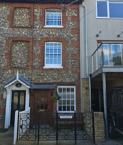 Cosy cottage by the sea in Bembridge Isle of Wight - Saint Helens - Σπίτι