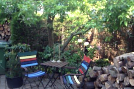 Azzurro, rustige plek in Bokhoven (Den Bosch) - Szoba reggelivel