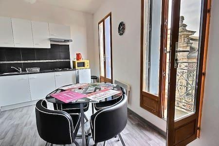 Adorable 2 pièces centre historique - Béziers - Apartment