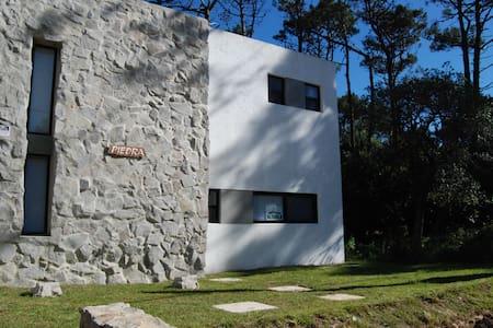 Casa Piedra-moderna casa de playa  - La Pedrera