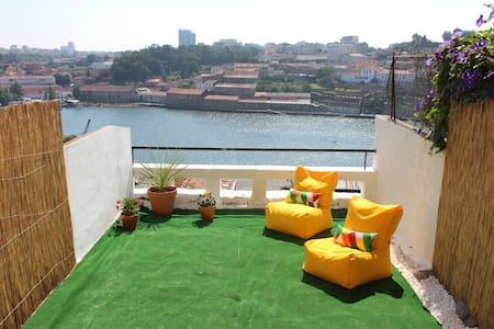 Oportobestview-River - Porto - Apartment