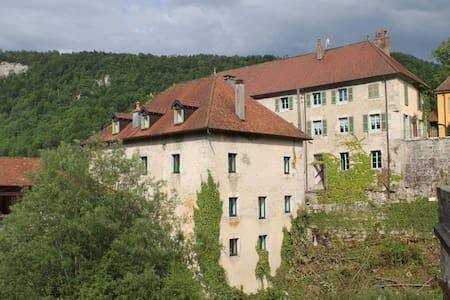 Gîte Le Martinet RDC - Apartmen