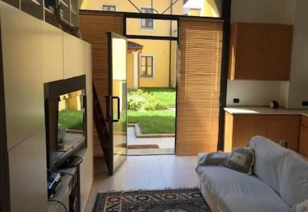 Delizioso appartamento indipendente - Castiglione Olona - Lejlighed