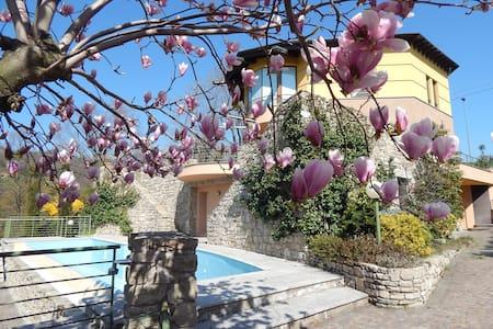 Villa Mirtilla - Gromlongo