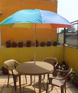 Furnished Flat-Aparment - Mexico City