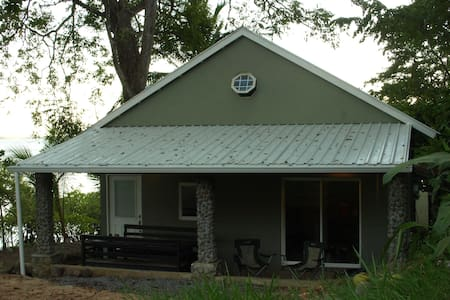 Cute 2 story cottage on the bay! - Cabin