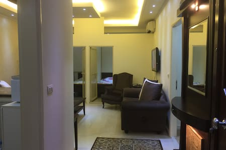 Furnished apartment for rent hamra - Lakás