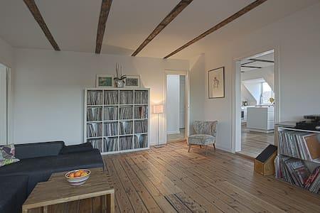 Unique loft with character - Copenhaga - Apartamento