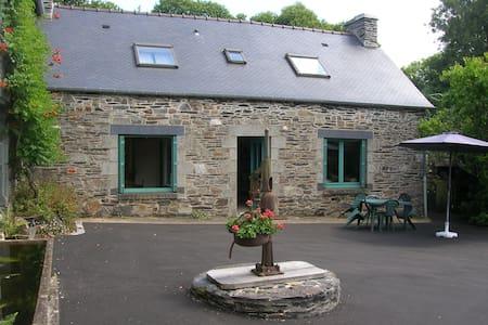 Le Cosquer - Saint-Gelven - Natur-Lodge