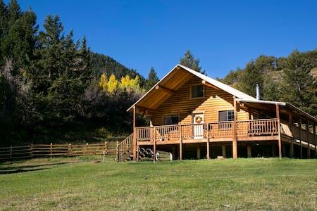 The Brady Cabin & Ranch - Cabin