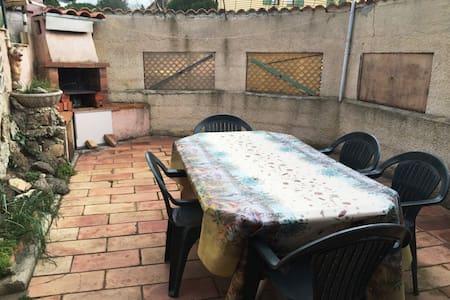 Agréable Villa 2 pièces + mezzanine, jardin, plage - Agde