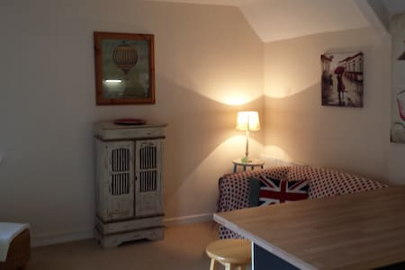 Central flat in Lovely Cirencester - Apartamento