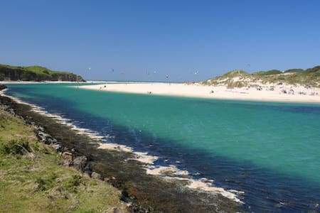 Homely cornish apartment, short walk from beach - Hayle
