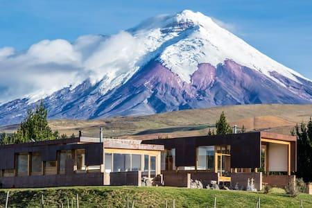 Spectacular Villa &horse riding. Ecuadorian Andes. - Willa