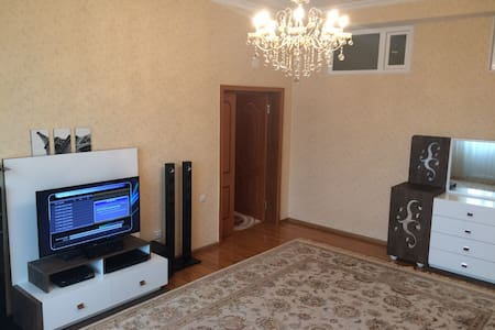Luxuary 2 bedroom apt - Dushanbe - Appartement