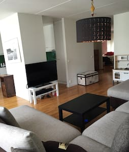Cozy room in the centre of Uppsala - Apartmen