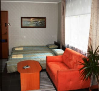 Apartment in the city center and near the beach - Wohnung