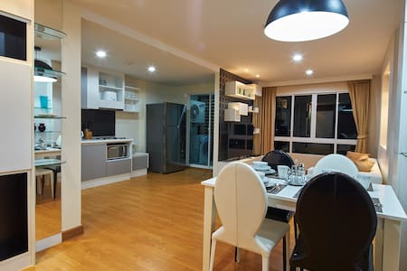 Modern & quiet 2 bedroom apartment - Phuket - Selveierleilighet
