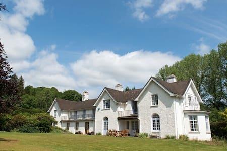 Spacious, historic house. Sleeps 12 - Builth Wells - House