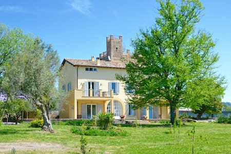 COUNTRY HOUSE NEAR ROME - B&B Casale del Gelso - Bed & Breakfast