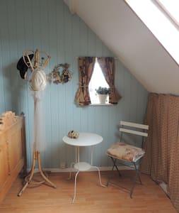 The Cottage 2 kamers vr 3 personen - Hus