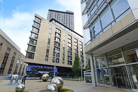 City Centre - 2 Bedroom en-suite Luxury apartment - Sheffield - Apartament