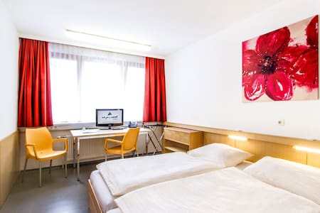 AllYouNeed Hotel Vienna4 - Viena - Bed & Breakfast